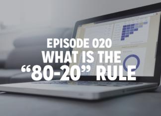 MFP 20 80-20 Rule
