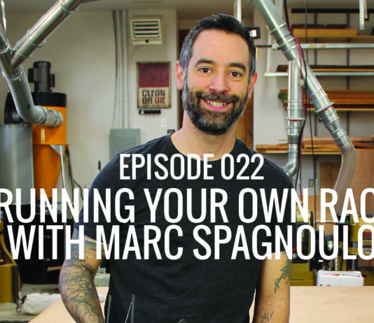 EPISODE 22 - Marc Spagnuolo