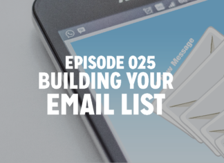 025 Building your Email List