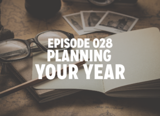 Last week we looked back at 2017, this week we're looking forward and talking about planning your year. We're gearing up for success in 2018 and want to share with your our thought process and some insights into how we plan our years.